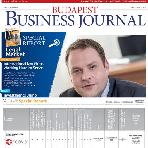 Budapest Business Journal 2017