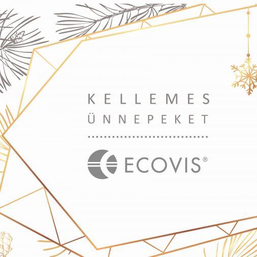 Kellemes Ünnepeket kíván az Ecovis