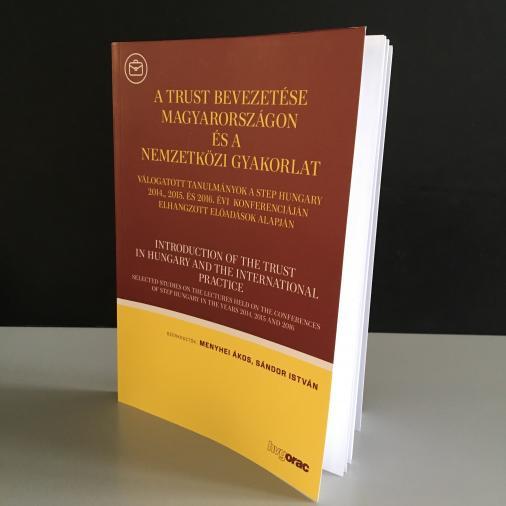 A trust bevezetése Magyarországon és a nemzetközi gyakorlat